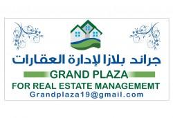 Grand plaza for real estate Managememt