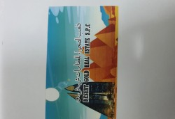 شركة ذهب الصحراء للعقارات ش ش و