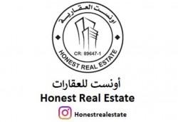 اونست للعقارات Honest Real Estate