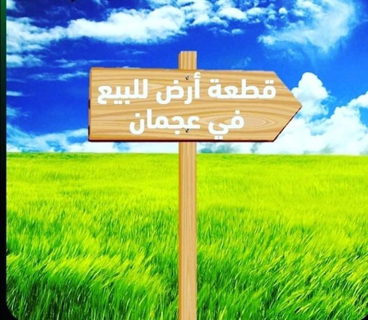 ارض للبيع في الزاهيه - عجمان