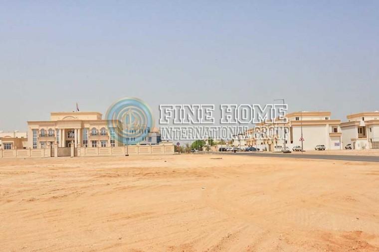 ارض للبيع في مصفح - ابوظبي