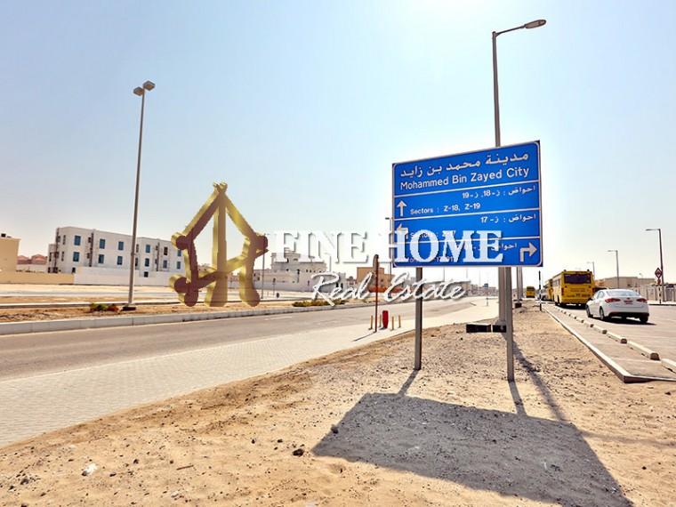 فيلا للبيع في مدينه محمد بن زايد - ابوظبي