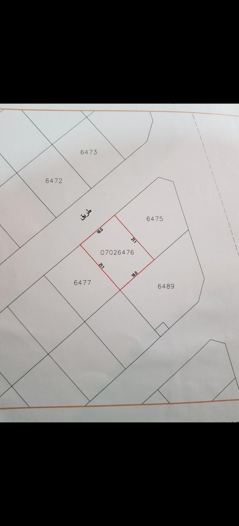 ارض للبيع في بوري